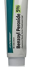 Benzoyl peroxide can be a useful an effective treatment for shoulder acne