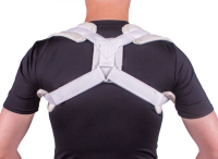 A figure of 8 sling may be used after a clavicle fracture to hold the clavicle in the correct position and ensure correct posture