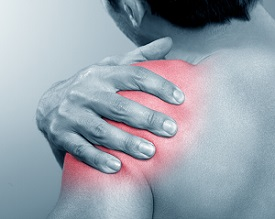 Torn rotator cuff symptoms include pain, weakness and crepitus