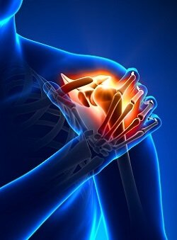 Left shoulder pain may be caused by a serious medical conditions such as a heart attack, or a problem in the joint or surrounding soft tissues